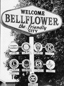 Bellflower Sign